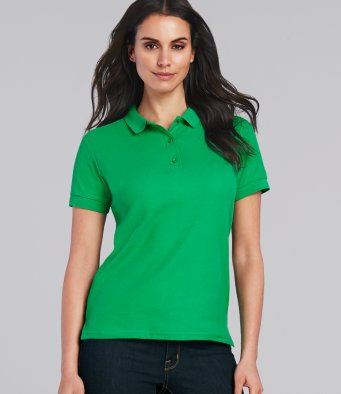Cotton Polos - Ladies Heavyweight