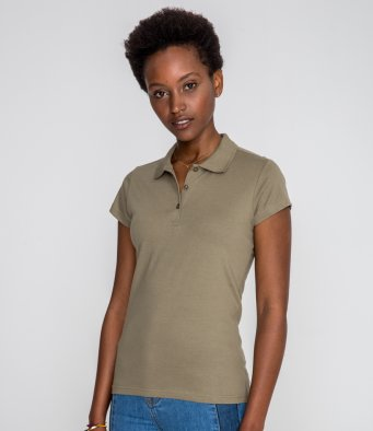 Cotton Polos - Ladies Jersey Knit
