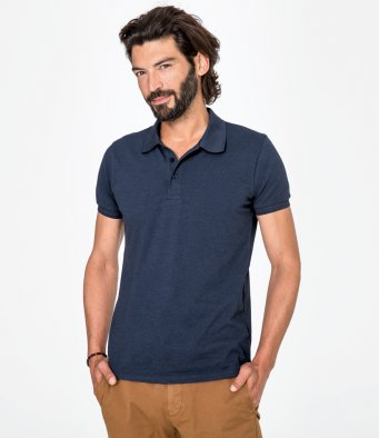 Cotton Polos - Slim Fit