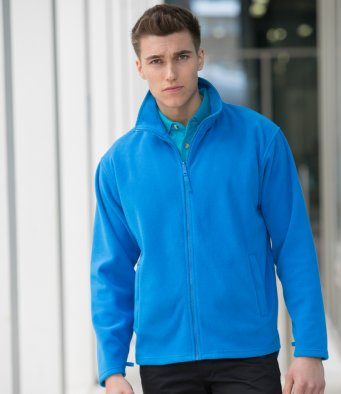 Full Zip Styles - Micro Fleece