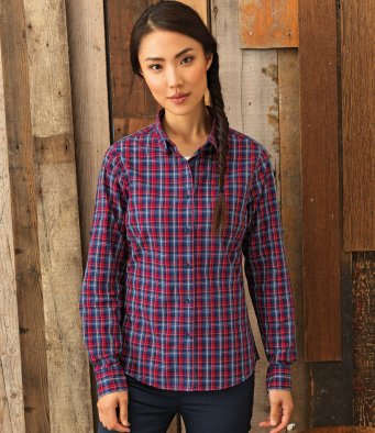 Work Shirts - Ladies Checks