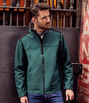 Work Soft Shell Jackets