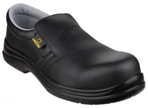 Metal Free Safety Footwear