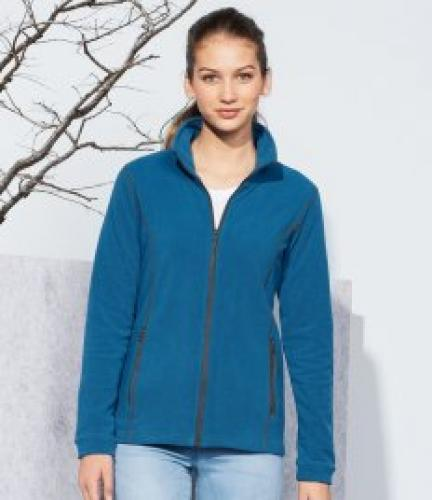 SOL'S Ladies Nova Micro Fleece Jacket